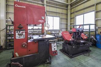 アマダ VA-500 コンタマシン、切断機